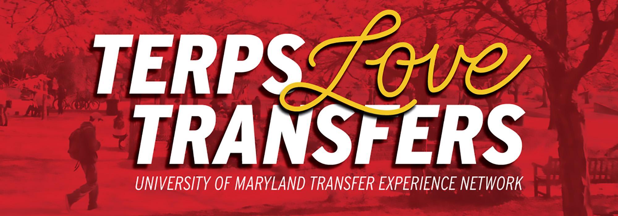 Terps Love Transfers Logo